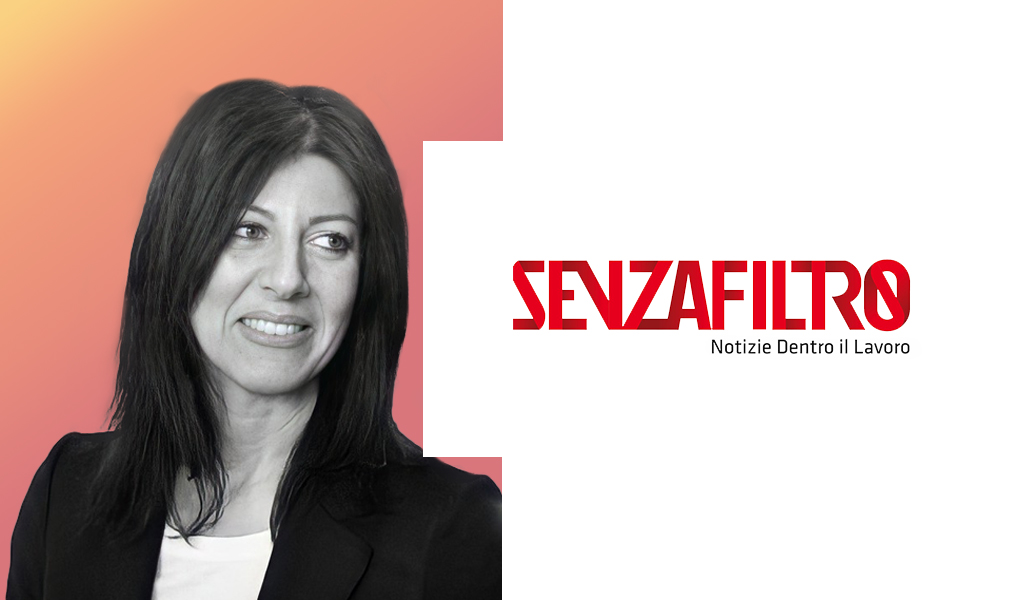Silvia Zalotto Senzafiltro